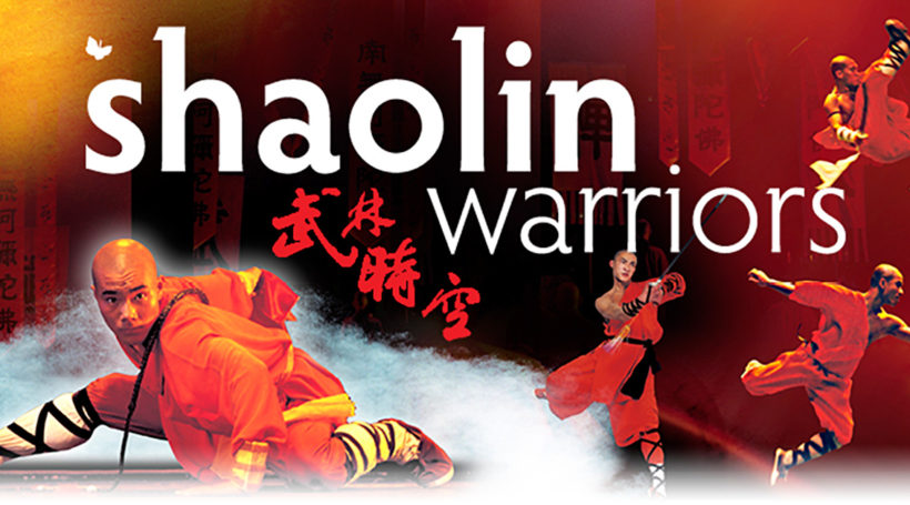 shaolin warriors
